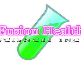 #99 für Logo Design for Fusion Health Sciences Inc. von ta09071988