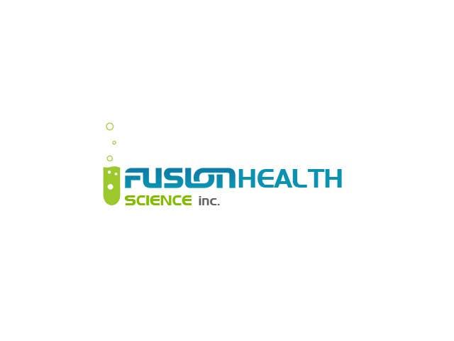 Inscrição nº 8 do Concurso para Logo Design for Fusion Health Sciences Inc.
