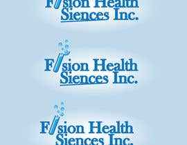 #96 para Logo Design for Fusion Health Sciences Inc. por luciofercios