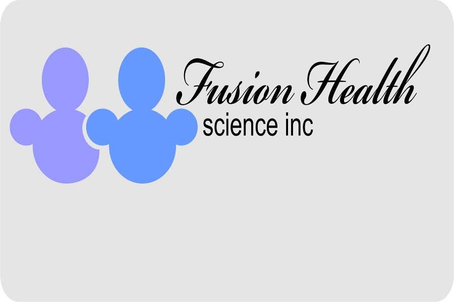 Inscrição nº 105 do Concurso para Logo Design for Fusion Health Sciences Inc.