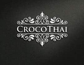 nº 220 pour Logo for crocodile leather products par graphicspine1