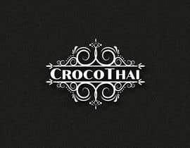 nº 224 pour Logo for crocodile leather products par salehakram342