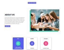 Nro 51 kilpailuun Web Design for Online Spanish Tutoring käyttäjältä TheSRM