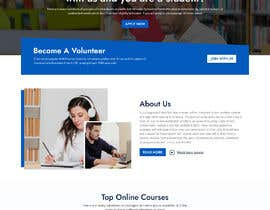 Nro 45 kilpailuun Web Design for Online Spanish Tutoring käyttäjältä abhiksarkar5047