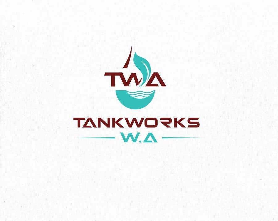Penyertaan Peraduan #                                        39                                      untuk                                         Design me some business logos - Tankworks WA