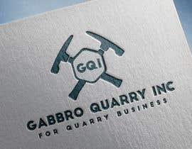 #130 untuk LOGO Design For Quarry Business oleh asa59566ac87c985