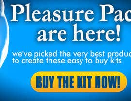 #10 for Design a Banner for my Adult Website (pleasure packs) by iulian4d