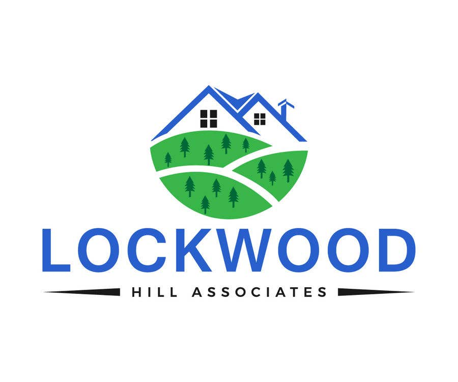 Contest Entry #                                        167                                      for                                         Lockwood Hill Associates Logo