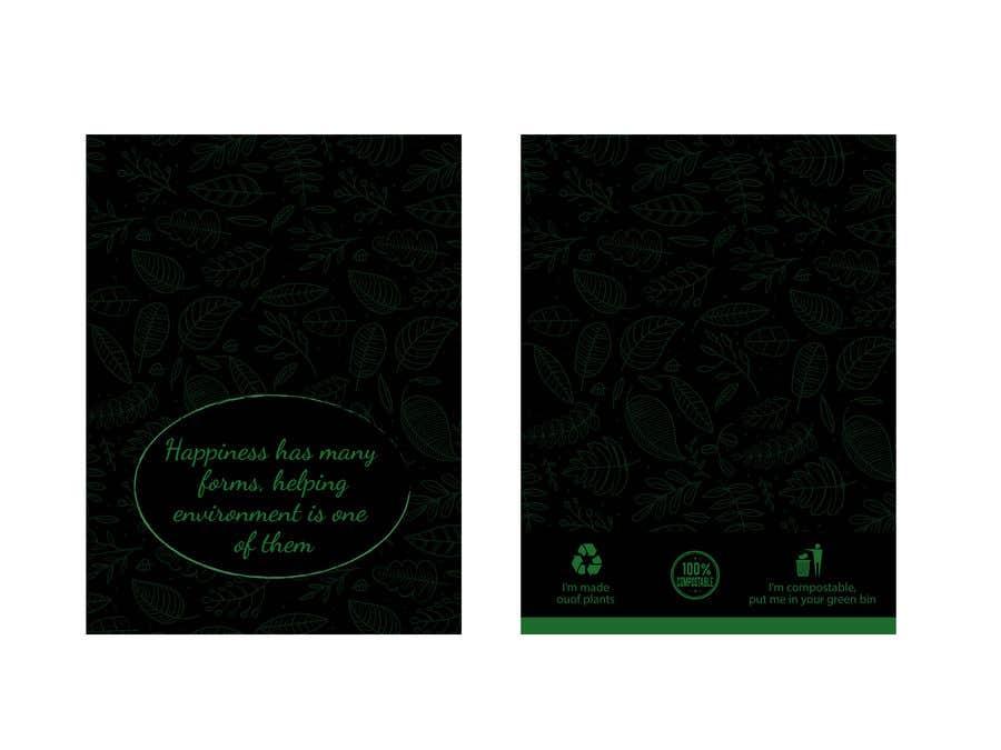 Konkurrenceindlæg #                                        33                                      for                                         Design for a plastic bag