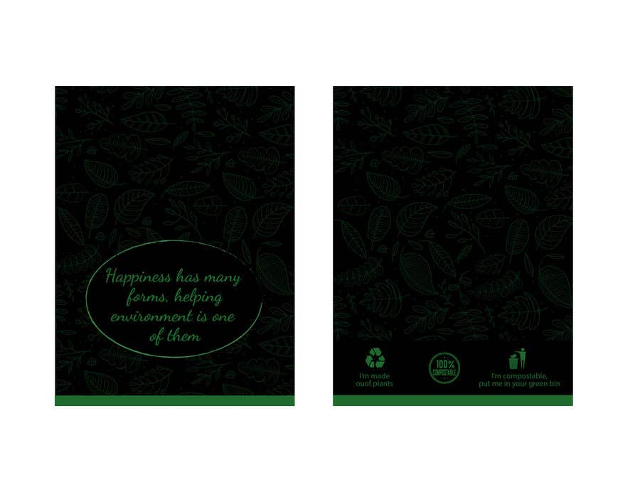 Konkurrenceindlæg #                                        34                                      for                                         Design for a plastic bag
