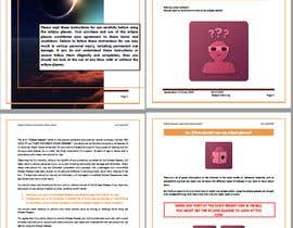 #14 for Looking for brochure design, layout, format and flow (MS Word, PowerPoint, Publisher) by maxmani373