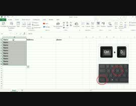 #27 for 20 Second Video for Social Media using Microsoft Excel af agabry44