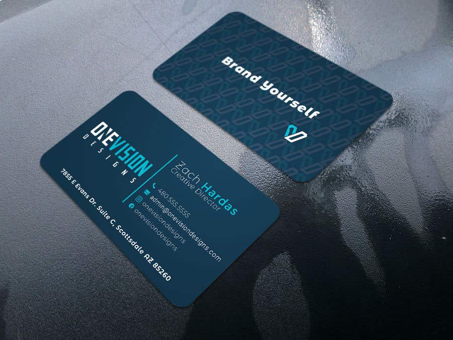 Contest Entry #                                        32                                      for                                         Professional Business Card Design
