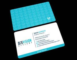 #73 for Professional Business Card Design by CreativeShovro