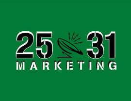 Nro 118 kilpailuun Design a Logo for 2531Marketing.com käyttäjältä lrrehman