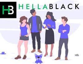 #27 for HellaBlack Sticker af SEDDEKra