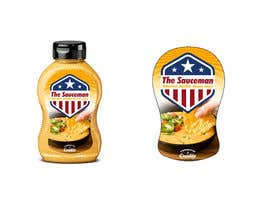 #3 for American Cheese Sauce Label af khe5ad388550098b