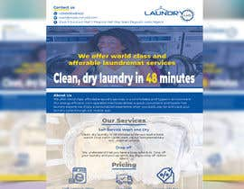 #33 for Design an A5 flyer for a new Laundromat business by shahajmal