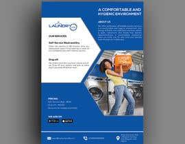 #40 for Design an A5 flyer for a new Laundromat business by baduruzzaman