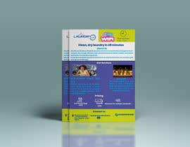 #42 for Design an A5 flyer for a new Laundromat business by biswaspurno0
