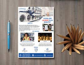 #17 for Design an A5 flyer for a new Laundromat business by designgalaxy22