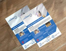 #22 for Design an A5 flyer for a new Laundromat business by mdshahidkawsar