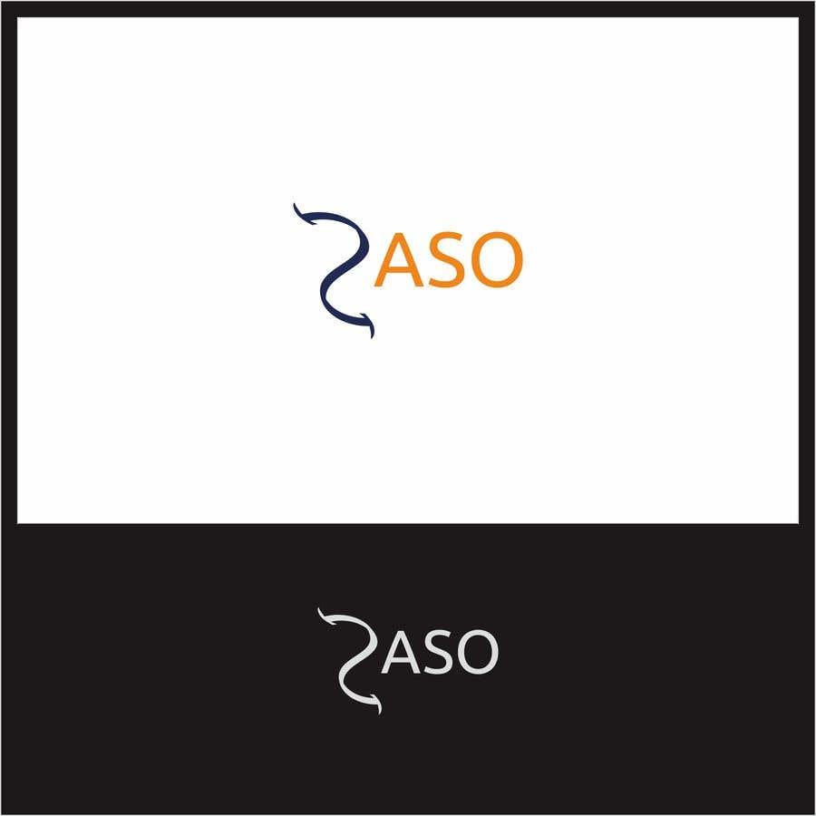 Penyertaan Peraduan #                                        209                                      untuk                                         Make me a logo with our brand name: ZASO
