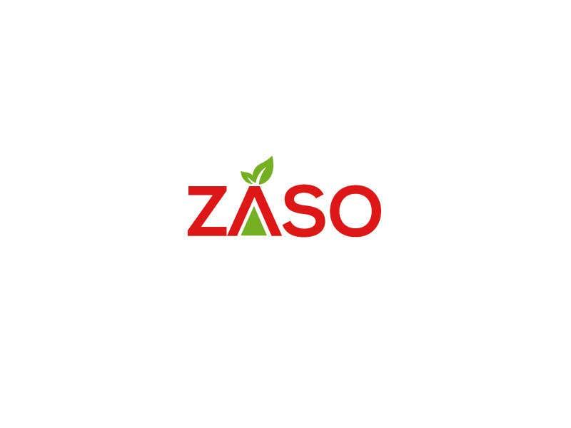 Penyertaan Peraduan #                                        36                                      untuk                                         Make me a logo with our brand name: ZASO
