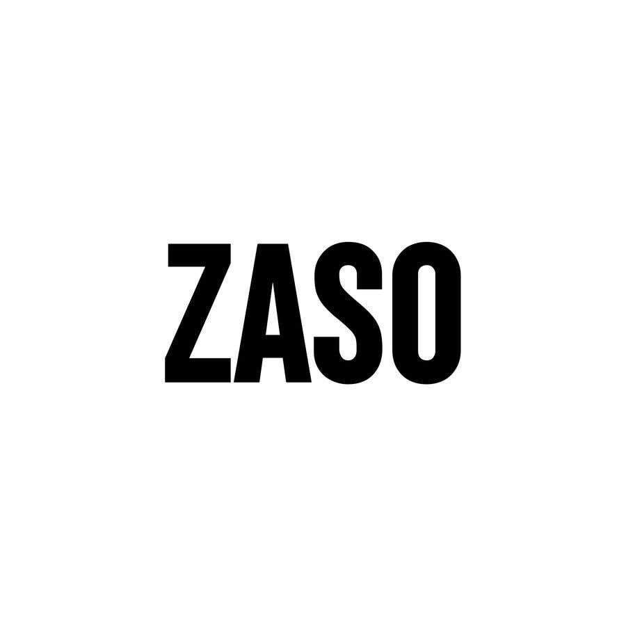 Penyertaan Peraduan #                                        224                                      untuk                                         Make me a logo with our brand name: ZASO