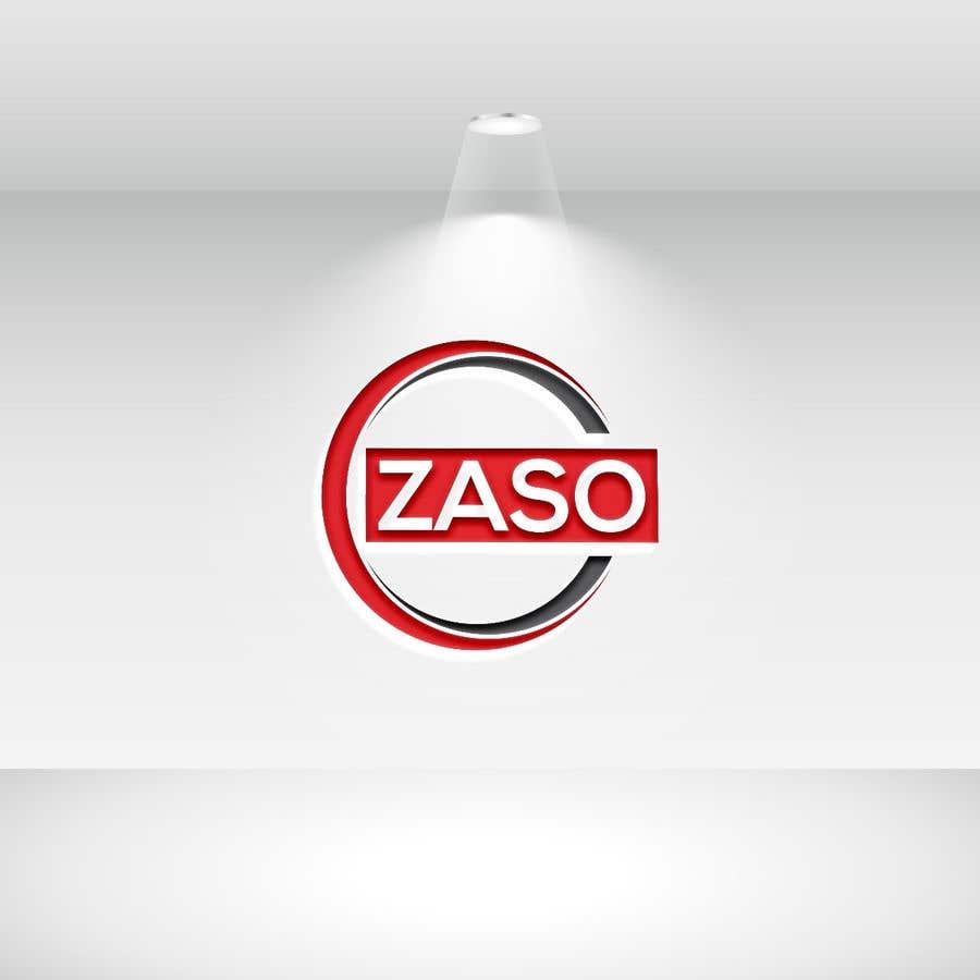 Penyertaan Peraduan #                                        14                                      untuk                                         Make me a logo with our brand name: ZASO