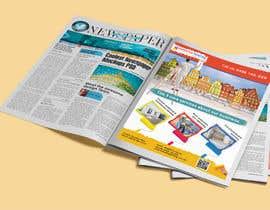 Nro 130 kilpailuun Graphic design for 1 page advertisement käyttäjältä ShahabuddinUI