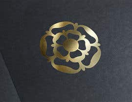 #2 untuk Design Tudor Rose as a Gold Emblem/Badge for Small Leather Goods oleh OvidiuSV