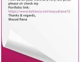 #6 for Flyer with roulett design af masudrana714487b