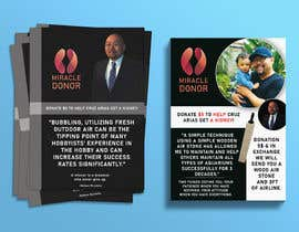 #23 untuk Create 2 Flyers For Donation Requests oleh designgalaxy22