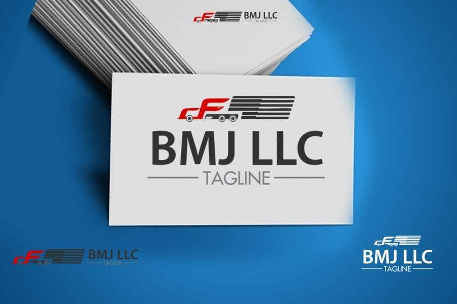 Kilpailutyö #                                        27                                      kilpailussa                                         BMJ LLC logo