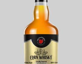 #62 for bottle lable af Forhad15