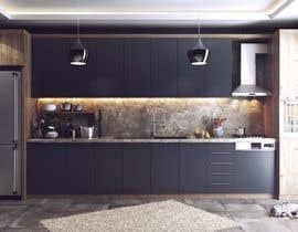 kayps1 tarafından Design a Unique Modern Kitchen için no 8