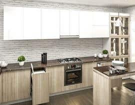 kayps1 tarafından Design a Unique Modern Kitchen için no 40