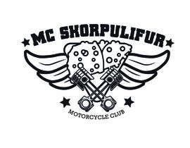Nro 19 kilpailuun Make a logo for motorcycle club käyttäjältä yisethpacheco
