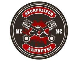 Nro 30 kilpailuun Make a logo for motorcycle club käyttäjältä aljonmanlutac