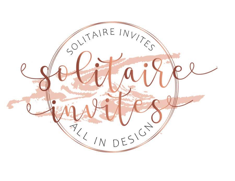 Konkurrenceindlæg #                                        35                                      for                                         Solitaire Invites