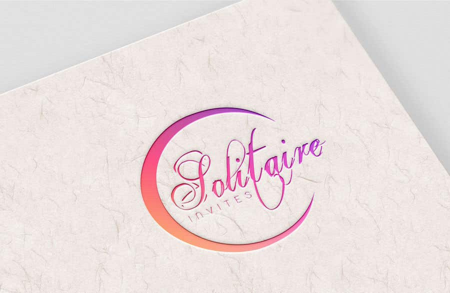 Konkurrenceindlæg #                                        34                                      for                                         Solitaire Invites
