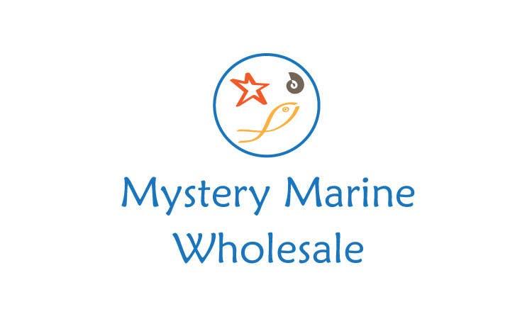 Kilpailutyö #17 kilpailussa Logo Design for Mystery Marine Wholesale
