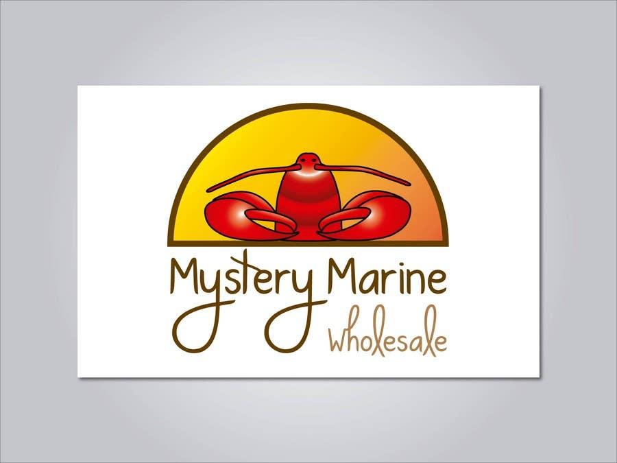Inscrição nº                                         22                                      do Concurso para                                         Logo Design for Mystery Marine Wholesale