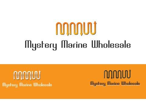 Kilpailutyö #26 kilpailussa Logo Design for Mystery Marine Wholesale