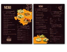 #29 for Refresh restaurant menu by Nayefhaque