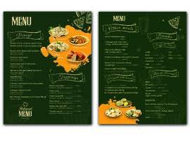 #30 for Refresh restaurant menu by Nayefhaque