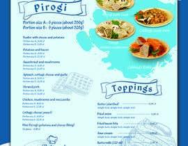 #44 for Refresh restaurant menu by Nayefhaque