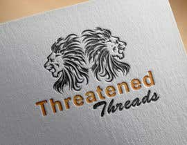 "#18 for Design a Logo for ""Threatened Threads"" by nomanahmed9211"