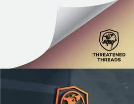 "#37 for Design a Logo for ""Threatened Threads"" by AalianShaz"